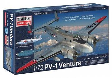 PV-1 Ventura USN, post war · MIN 11681 ·  Minicraft Model Kits · 1:72