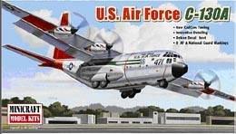 U.S. Air Force C-130A · MIN 14581 ·  Minicraft Model Kits · 1:144