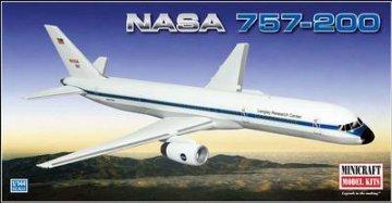 NASA 757-225 · MIN 14600 ·  Minicraft Model Kits · 1:144