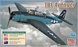 TBF Avenger · MIN 14604 ·  Minicraft Model Kits · 1:144