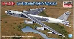 B-52 H Superfortress · MIN 14615 ·  Minicraft Model Kits · 1:144