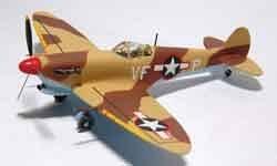 Spitfire MkVb RAF, USAAF, RAAF(New Tool) · MIN 14628 ·  Minicraft Model Kits · 1:144