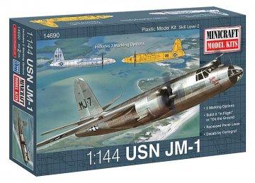 JM-1 USN w/2 marking options · MIN 14690 ·  Minicraft Model Kits · 1:144