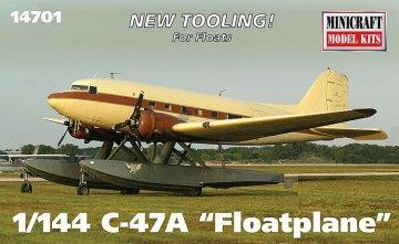 C-47A Wasserflugzeug · MIN 14701 ·  Minicraft Model Kits · 1:144