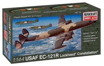 B-25H USAAF Lockheed Constellation · MIN 14713 ·  Minicraft Model Kits · 1:144