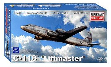 C-118 Liftmaster · MIN 14752 ·  Minicraft Model Kits · 1:144