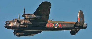 Avro Lancaster · MIN 14753 ·  Minicraft Model Kits · 1:144