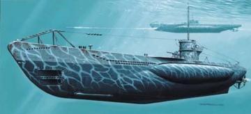 U-Boot VIIC Turm I PE set · MG 01040411 ·  Mirage Hobby · 1:400