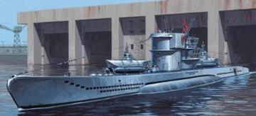 U-Boot VIIC/41 PE set · MG 01340414 ·  Mirage Hobby · 1:400