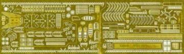 Zerstörer ORP Wicher 1935 Ätzsatz · MG 03340068 ·  Mirage Hobby · 1:400