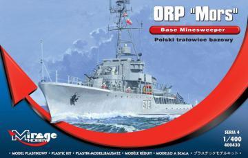 ORP MORS Base Minesweeper · MG 400430 ·  Mirage Hobby · 1:400