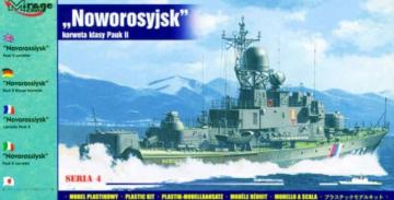Novorossyisk Korvette der Pauk II Klasse · MG 40426 ·  Mirage Hobby · 1:400