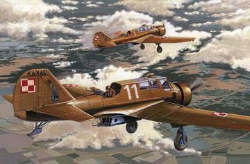 PZL - 23 A KARAS (early version) · MG 481303 ·  Mirage Hobby · 1:48