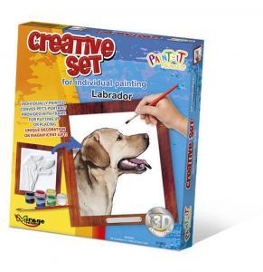 Creative Set, Dog - Labrador · MG 61002 ·  Mirage Hobby