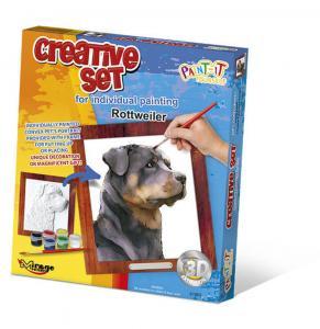 Creative Set, Dog - Rottweiler · MG 61005 ·  Mirage Hobby