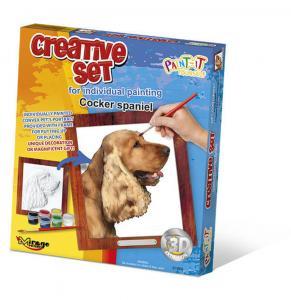 Creative Set, Dog - Cocker Spaniel · MG 61006 ·  Mirage Hobby