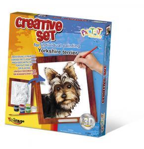 Creative Set, Dog - Yorkshire Terrier · MG 61008 ·  Mirage Hobby
