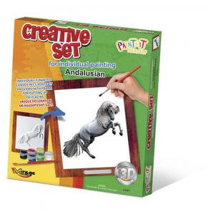 Creative Set, Horse - Andalusian · MG 63001 ·  Mirage Hobby