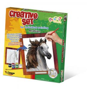 Creative Set, Horse - Arabian · MG 63007 ·  Mirage Hobby