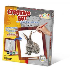 Creative Set, Small Pet - Rabbit · MG 64003 ·  Mirage Hobby