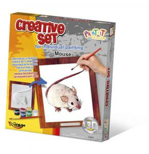 Creative Set, Small Pet - Mouse · MG 64004 ·  Mirage Hobby