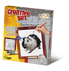 Creative Set, Small Pet - Guinea Pig · MG 64006 ·  Mirage Hobby
