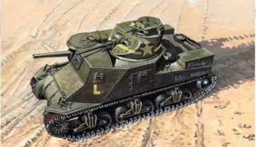 M3 General Lee · MG 72801 ·  Mirage Hobby · 1:72