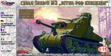 M3 Kursk 1943 · MG 72806 ·  Mirage Hobby · 1:72