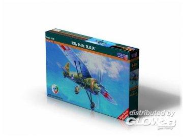 P-11C K.O.P. · MC B08 ·  Mistercraft · 1:72
