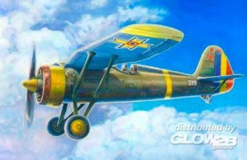 P-11C Romanian Air Force · MC B09 ·  Mistercraft · 1:72