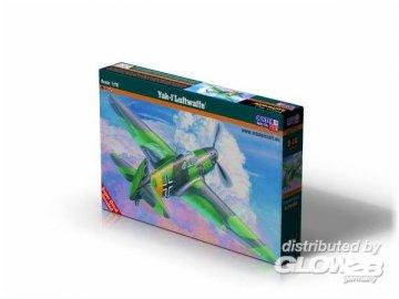Yak-1 Luftwaffe · MC B18 ·  Mistercraft · 1:72