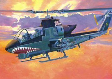 AH-1G Soogar Scoop · MC B33 ·  Mistercraft · 1:72