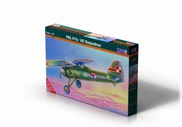 PZL P-7 141 Esk. · MC B35 ·  Mistercraft · 1:72
