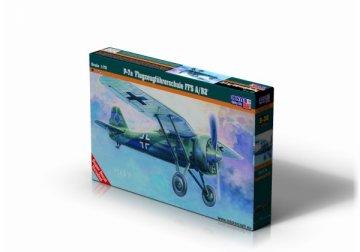 PZL P-7 Flugzeugfuehrerschule · MC B36 ·  Mistercraft · 1:72