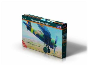 PZL P-7 Transylanian Fighter · MC B37 ·  Mistercraft · 1:72