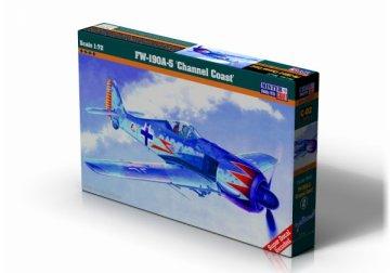 Focke Wulf Fw 190 A-5 Channel Coast · MC C02 ·  Mistercraft · 1:72