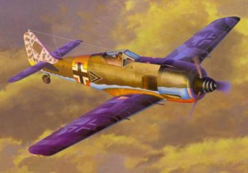 Focke Wulf Fw 190 A-6 Grünes Herz · MC C03 ·  Mistercraft · 1:72
