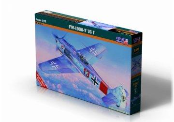 Focke Wulf Fw 190 A-7 JG-1 · MC C04 ·  Mistercraft · 1:72