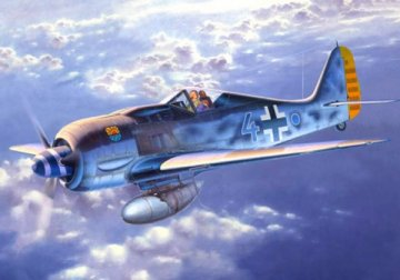 Focke-Wulf Fw 190 A-8 Rammjäger · MC C05 ·  Mistercraft · 1:72