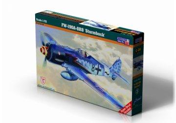 Focke-Wulf Fw 190 A8R8 Sturmbock · MC C06 ·  Mistercraft · 1:72