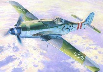 Focke-Wulf Fw 190 D-9  Langnasen · MC C07 ·  Mistercraft · 1:72