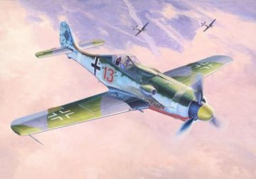 Focke-Wulf Fw 190 D-9 Papagei Staffel · MC C08 ·  Mistercraft · 1:72