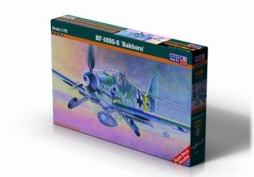 Messerschmitt BF 109 G-5 Bakhorn · MC C107 ·  Mistercraft · 1:72