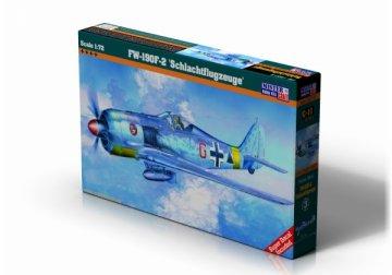Focke-Wulf Fw 190 F-2 Schlachtflugzeuge · MC C11 ·  Mistercraft · 1:72