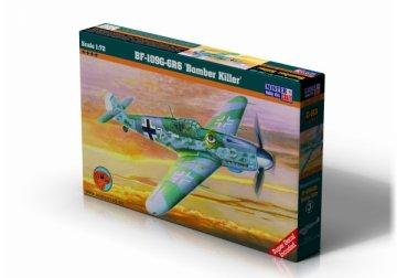 Messerschmitt BF 109 G6 R6 Bomber Killer · MC C113 ·  Mistercraft · 1:72