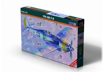 Focke-Wulf Fw 190 F-8 · MC C12 ·  Mistercraft · 1:72