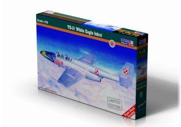 TS-11 White & Red Iskra · MC C18 ·  Mistercraft · 1:72