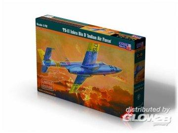 TS-11 Iskra Bis D Indian Air Force · MC C19 ·  Mistercraft · 1:72
