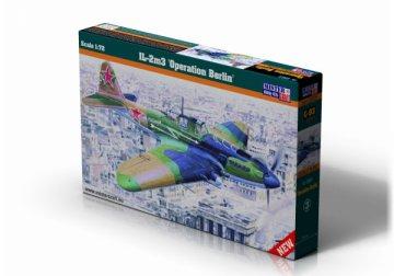 IL-2m3 Operation Berlin · MC C28 ·  Mistercraft · 1:72