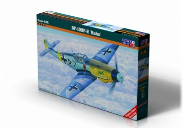Messerschmitt BF 109 F-4 Hahn · MC C35 ·  Mistercraft · 1:72